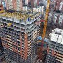 Ход строительства ЖК Аврора в ноябре 2019 - фото 4
